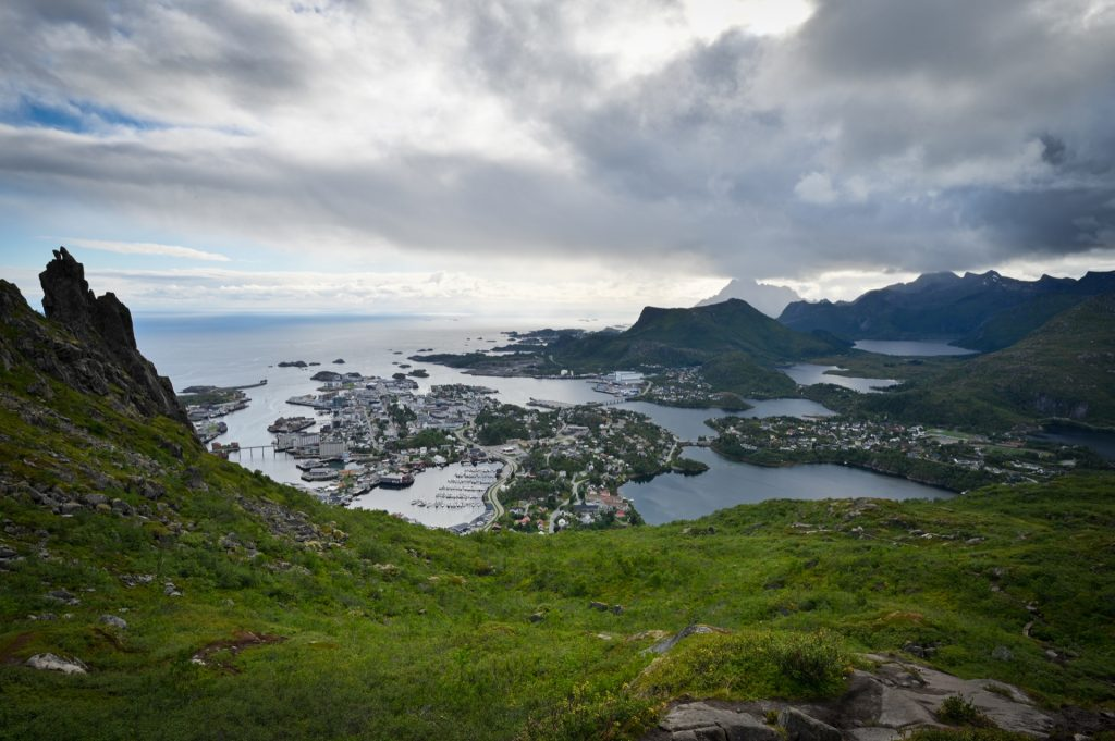 Austvagoya, Lofoten Islands, Norway, Travel Drift