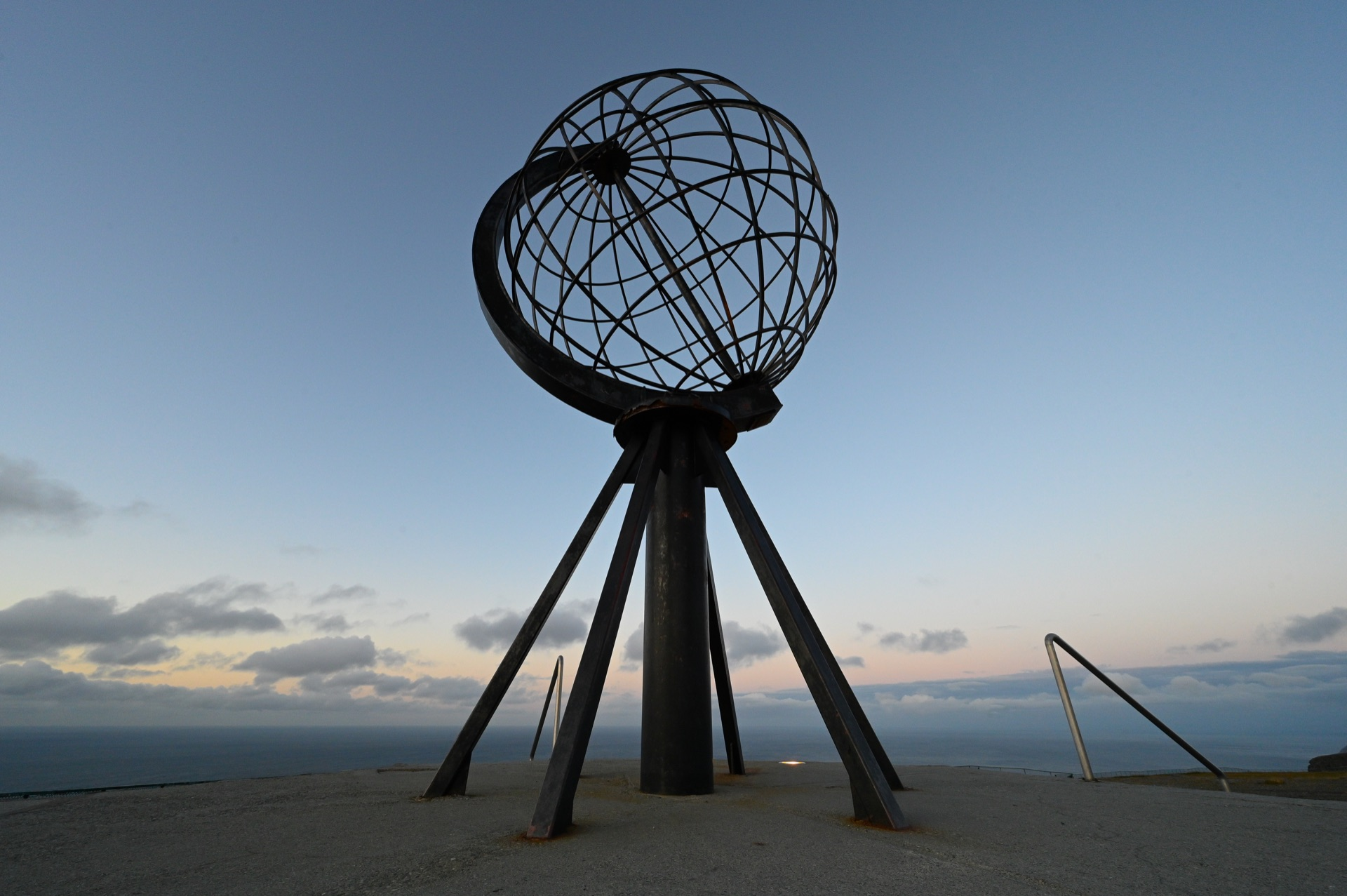 Nordkapp, Norway, Travel Drift