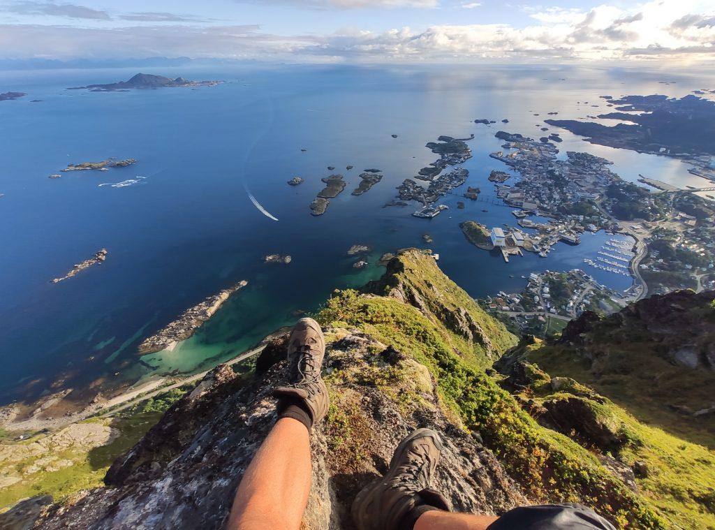 Austvagoya, Lofoten, Norway, Travel Drift