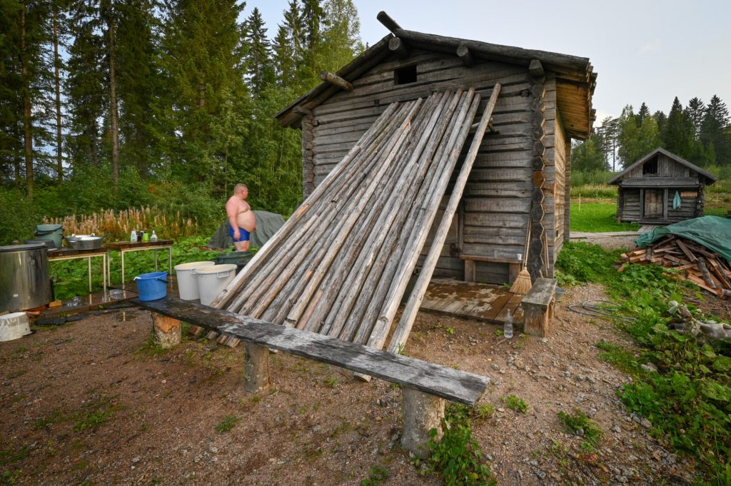 Saunakylä, Finland, Travel Drift