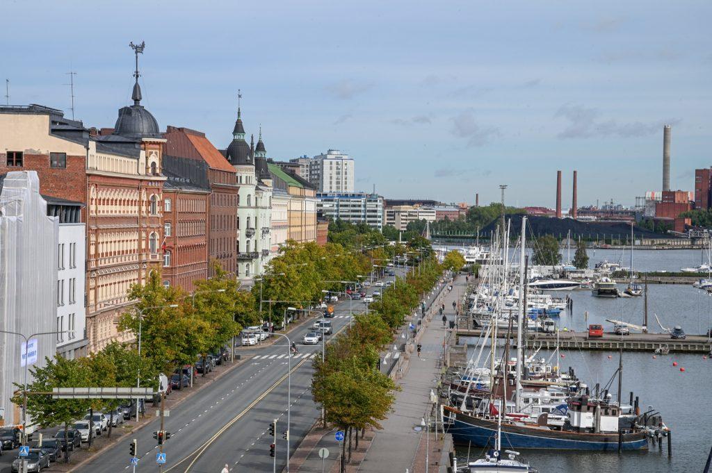 Helsinki, Finland, Travel Drift