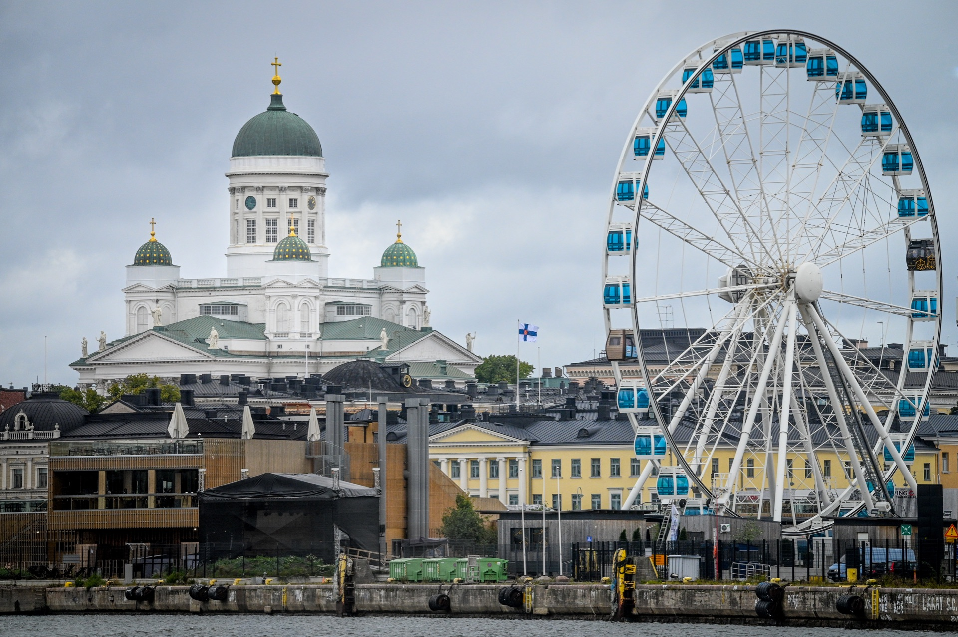 Helsinki, Finland, Travel Drift