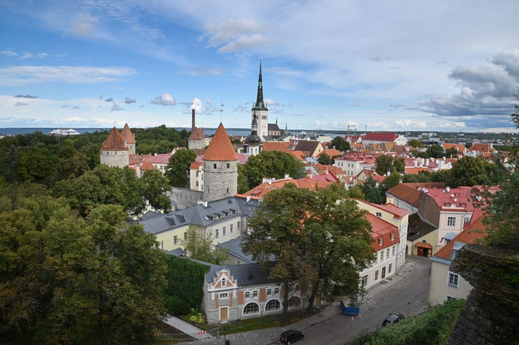 Tallinn, Estonia, Travel Drift