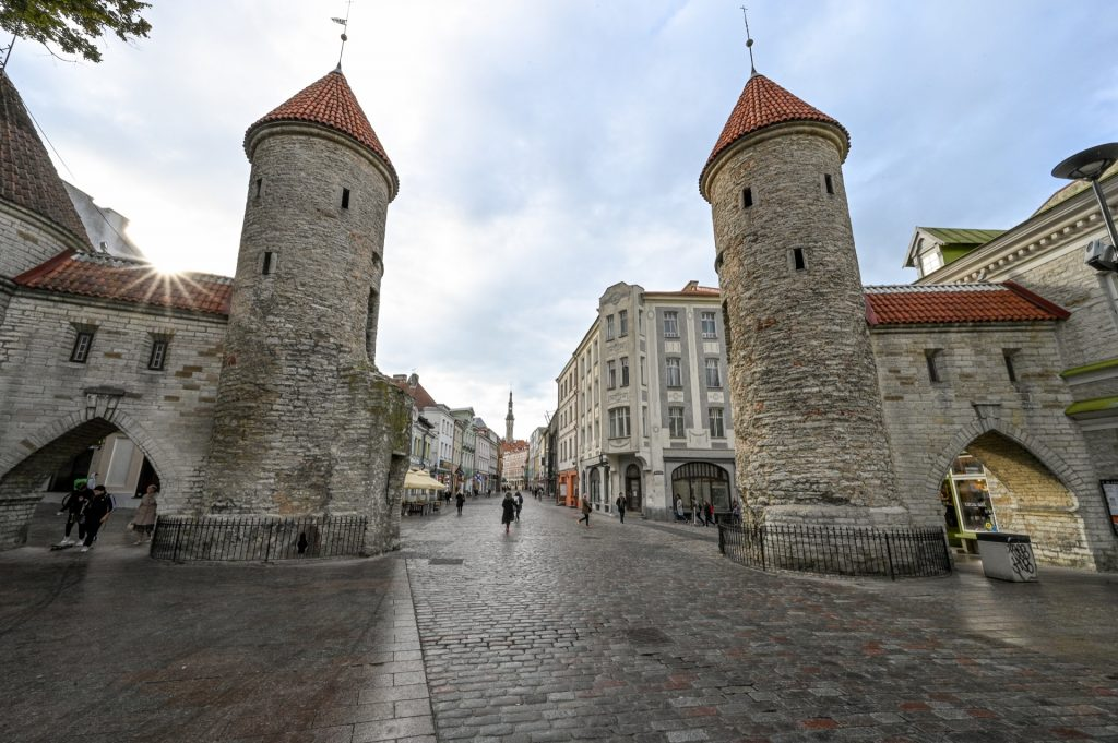 Tallinn, Estonia, Travel Drift