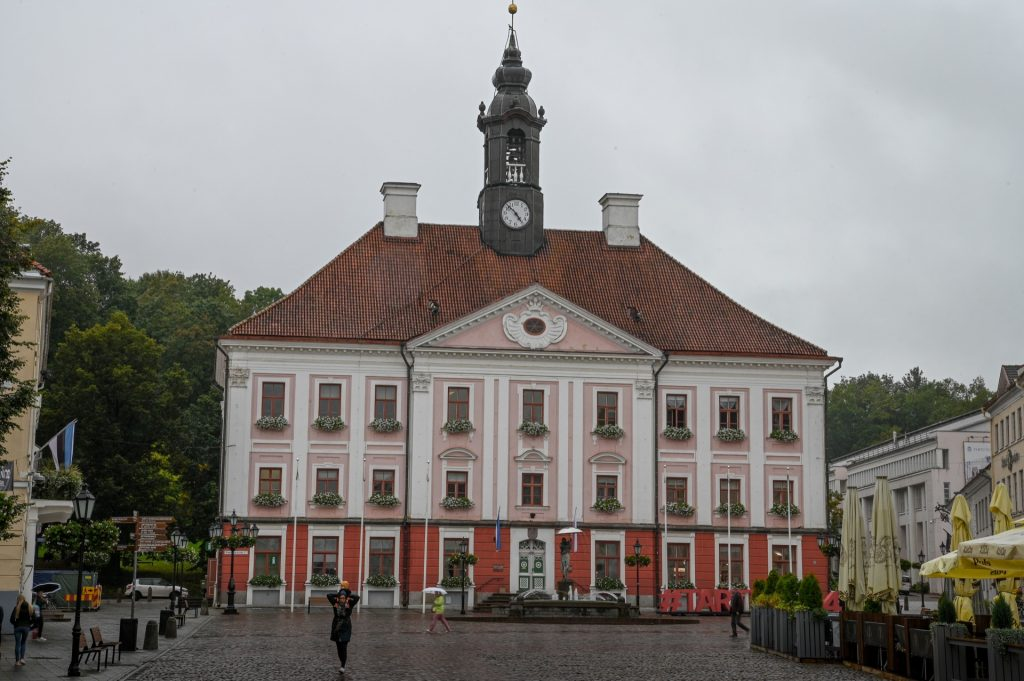 Tartu, Estonia, Travel Drift