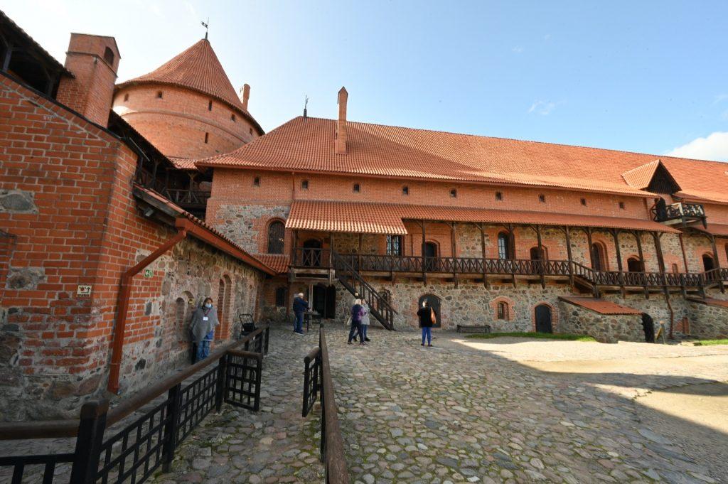 Trakai, Lithuania, Travel Drift