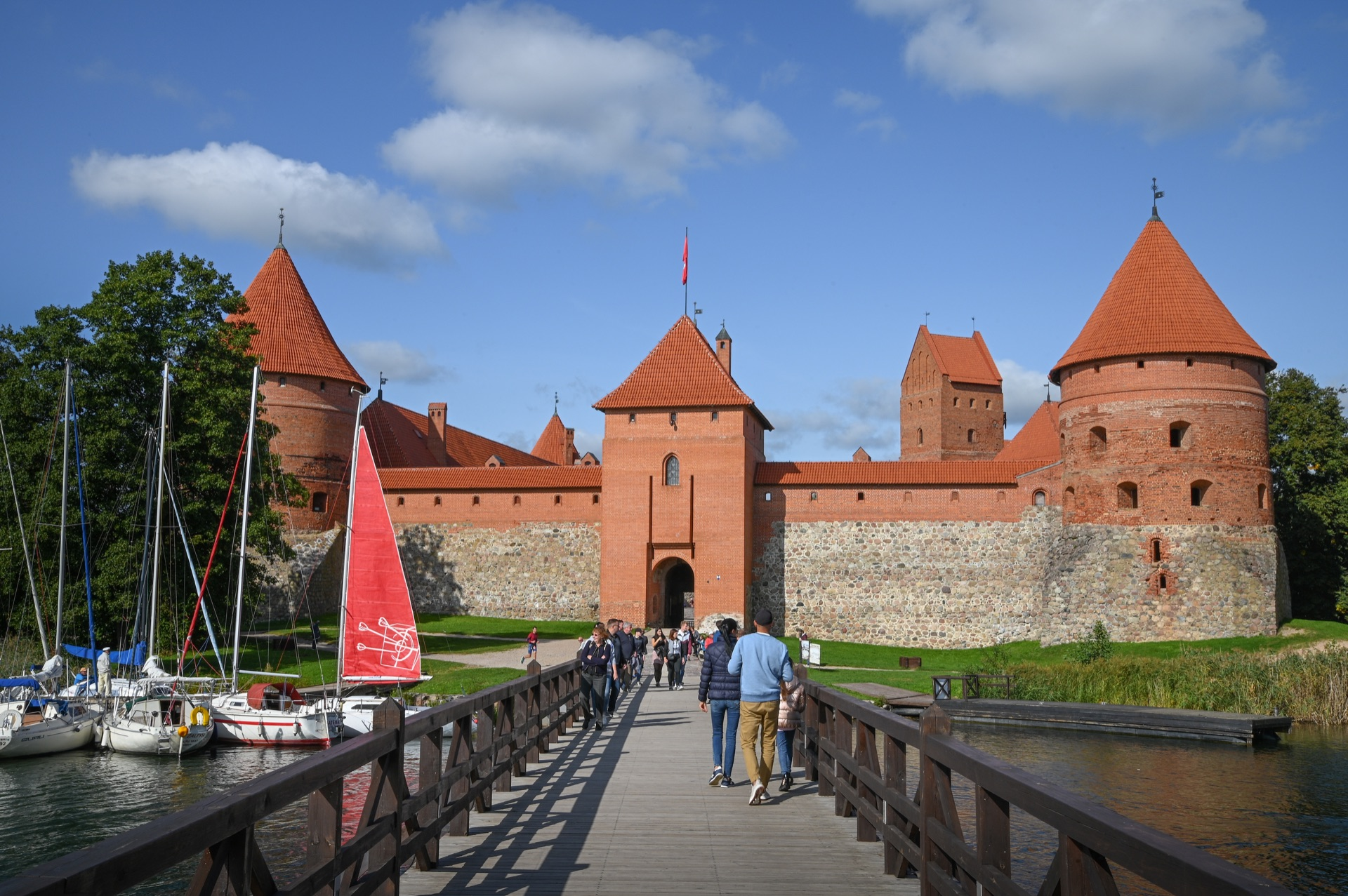 Trakai, Lithuania, Travel Drift