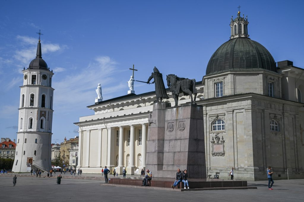 Vilnius, Lithuania, Travel Drift