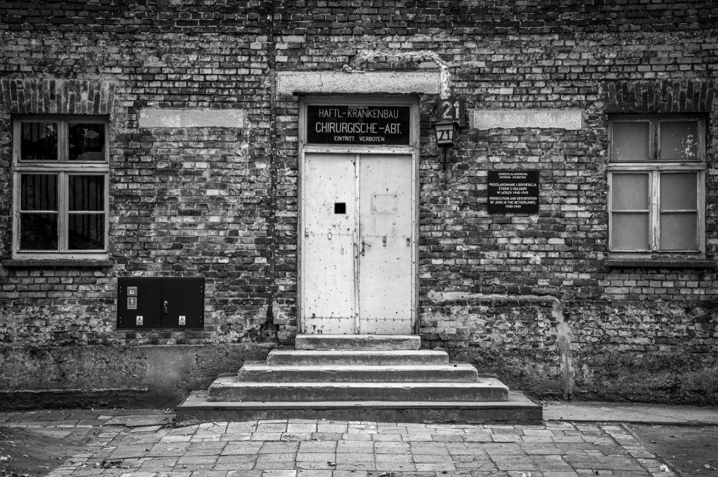 Auschwitz, Poland, Travel Drift