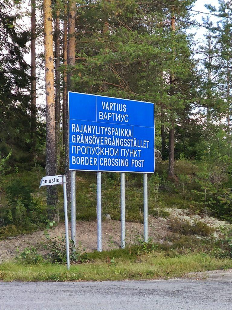 Erilampi, Finland, Travel Drift