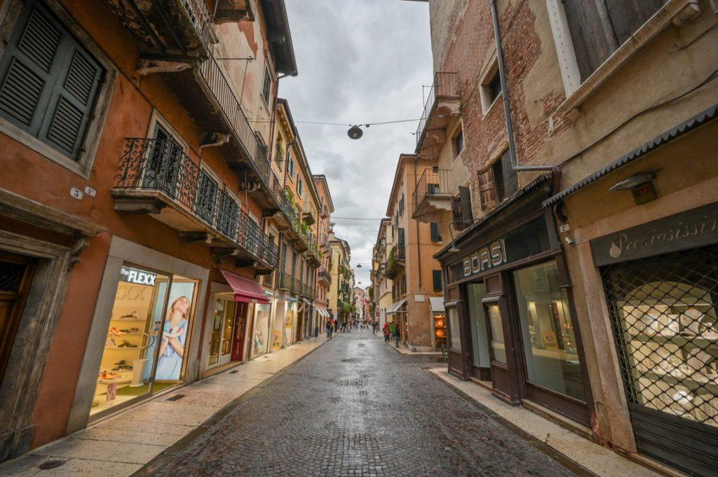 Verona, Italy, Travel Drift