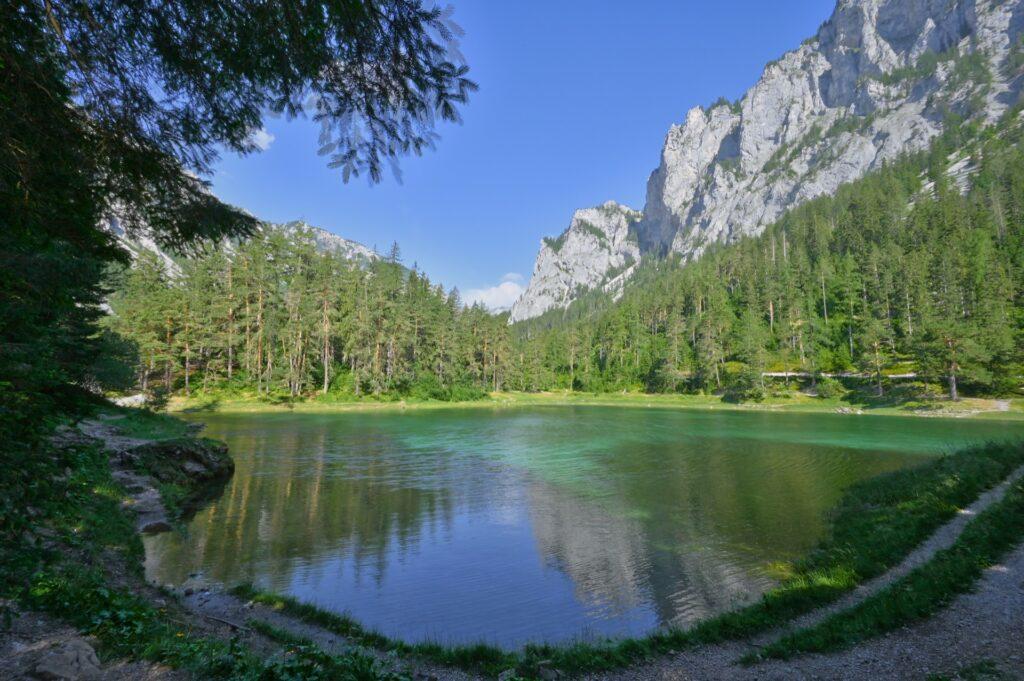 Grüner See, Austria, Travel Drift