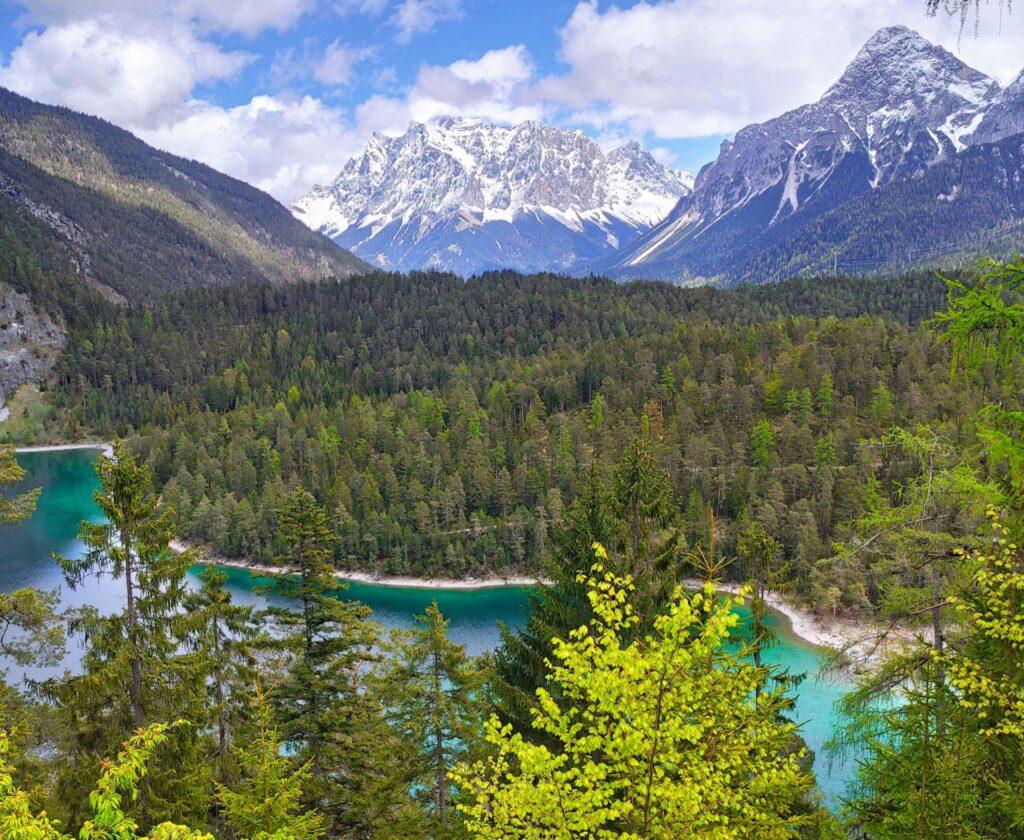 Blindsee, Austria, Travel Drift