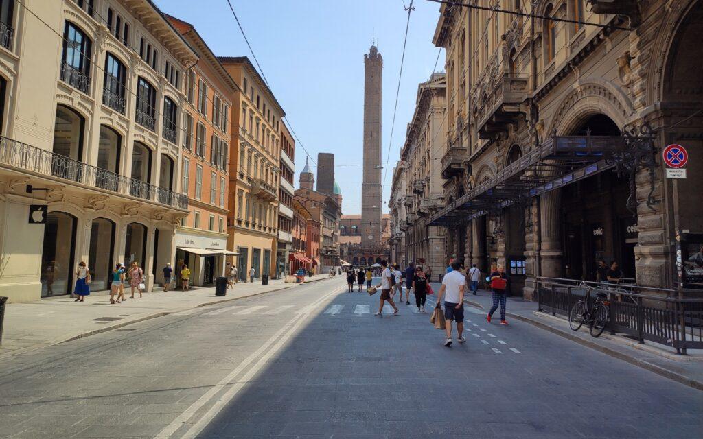 Bologna, Italy, Travel Drift