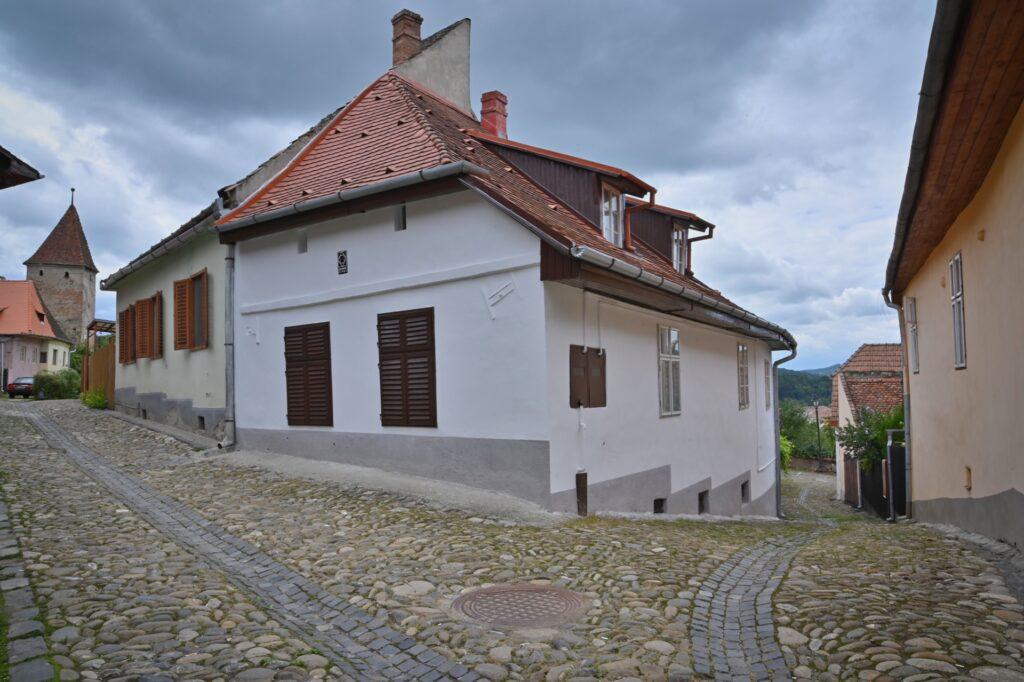 Sighisoara, Romania, Travel Drift