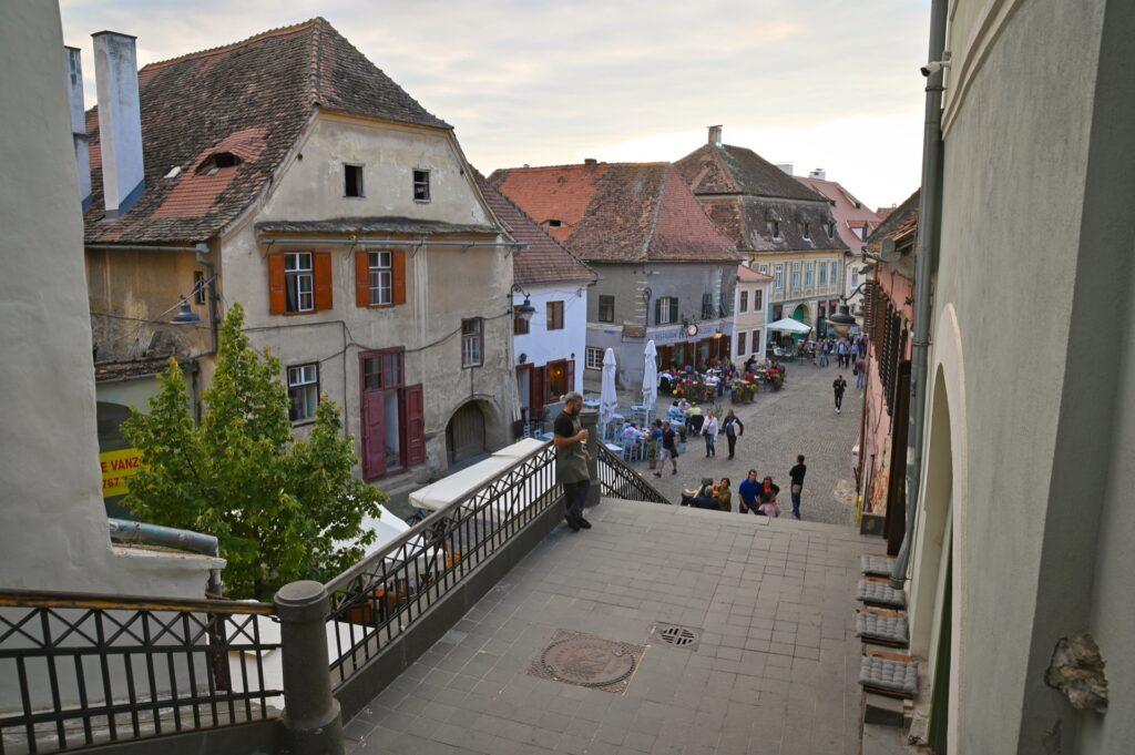 Sibiu, Romania, Travel Drift